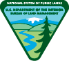 Bureau of Land Management logo